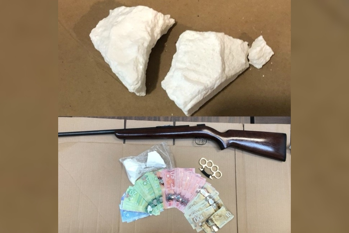 Guelph police have seized $14,000 in cocaine.
