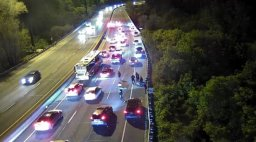 Continue reading: Woman dies, 2 men in critical condition after motorcycle crash on DVP