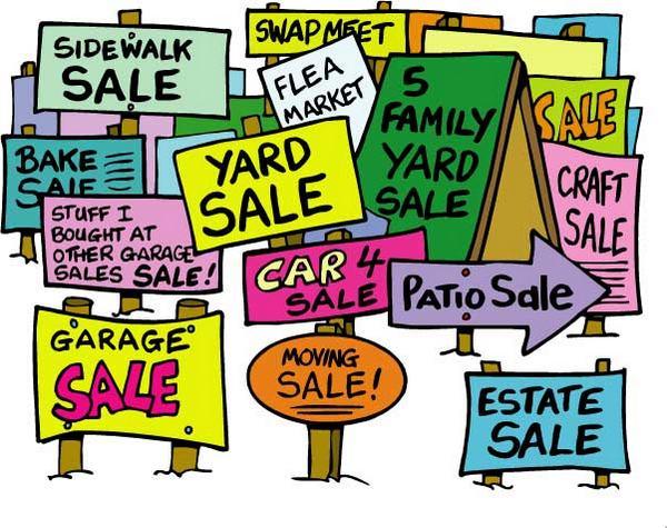 Community Wide Garage Sales - Regina | Globalnews.ca