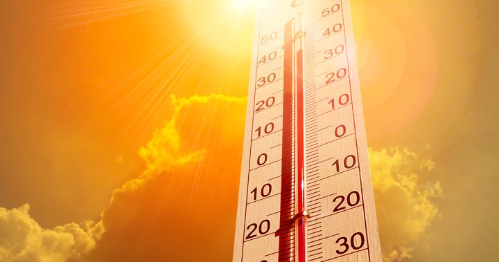 Heat warnings issued for Edmonton, parts of central and southeastern Alberta