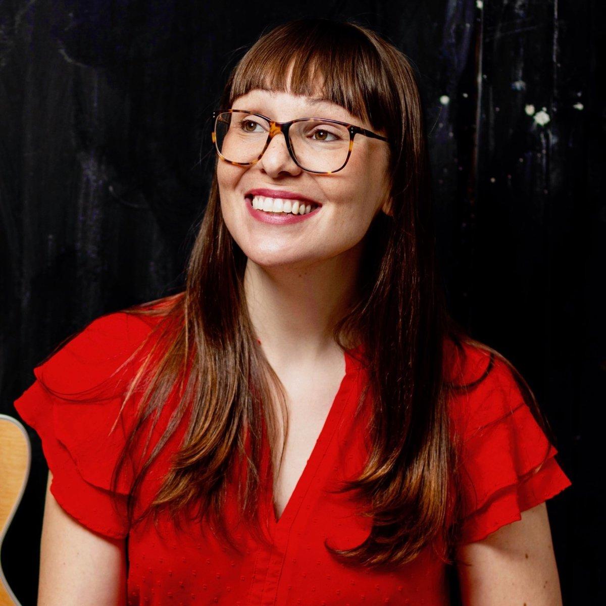 Juno-winning Winnipeg guitarist Jocelyn Gould.