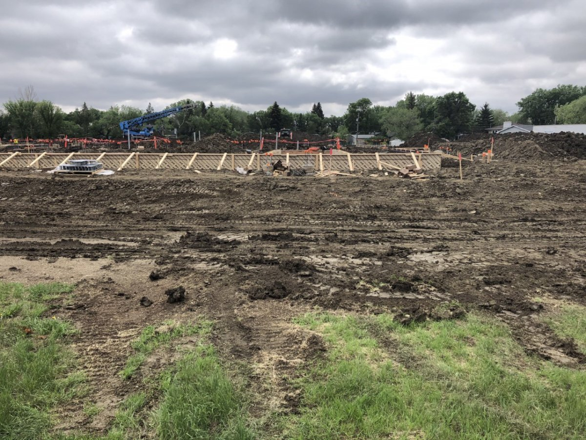 The new joint-use facility is expected to be completed by 2023 and prepared to welcome students for the 2023-24 school year.