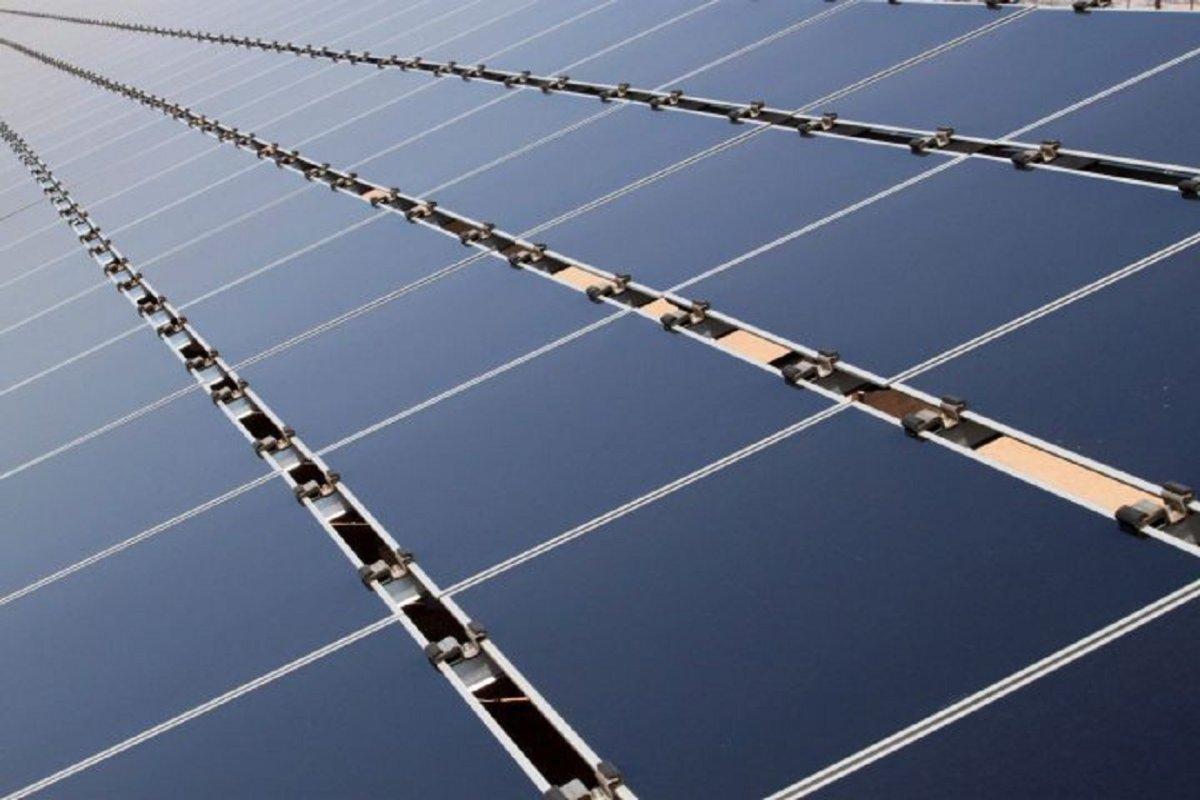 Amazon strikes solar power deal Vulcan County solar farm on June 23, 2021.
