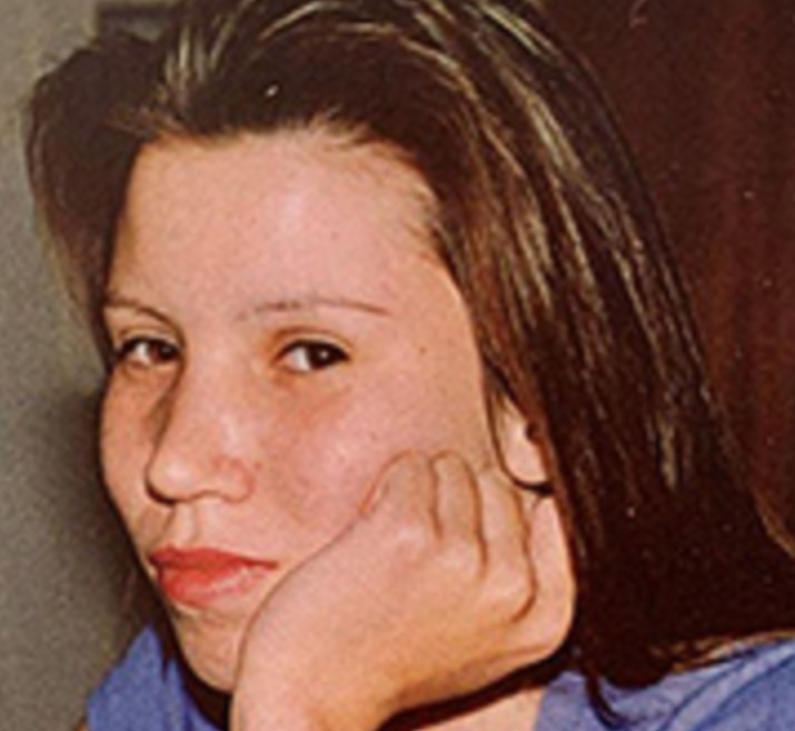 Tiffany Morrison, 24,  was last seen on June 17, 2006. Her body was found four years later in a wooded area near the Mercier Bridge in Kahnawake.