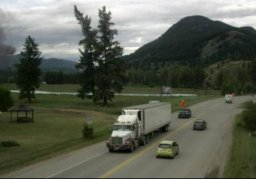 Continue reading: Fuel truck fire closes Highway 24 in both directions for hours near Little Fort