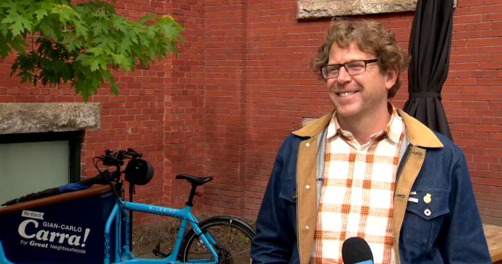 Calgary Coun. Gian-Carlo Carra launches re-election campaign – Calgary