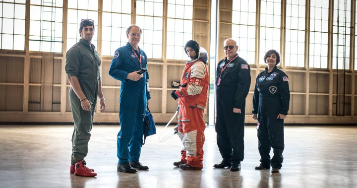 'Now is the perfect time to be involved in space': Edmonton physician and space scientist