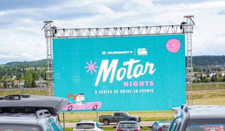 People in the Edmonton area can take a trip back in time by heading to the Beaumont and District Agricultural Society Fairgrounds to catch a screening of a variety of drive-in movies this week.