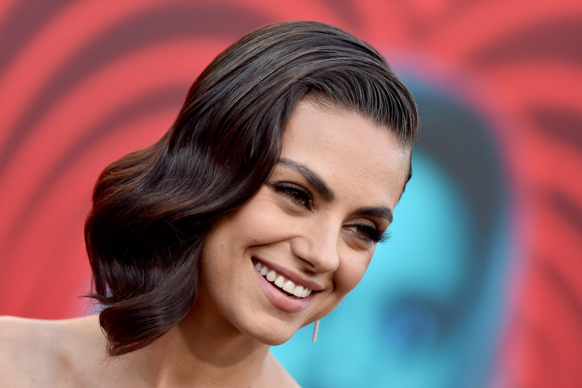 """Mila Kunis attends the premiere of """"The Spy Who Dumped Me"""" at Regency Village Theatre on July 25, 2018 in Los Angeles, California. Kunis is starring and co-producing the Netflix movie """"The Luckiest Girl Alive.""""."""