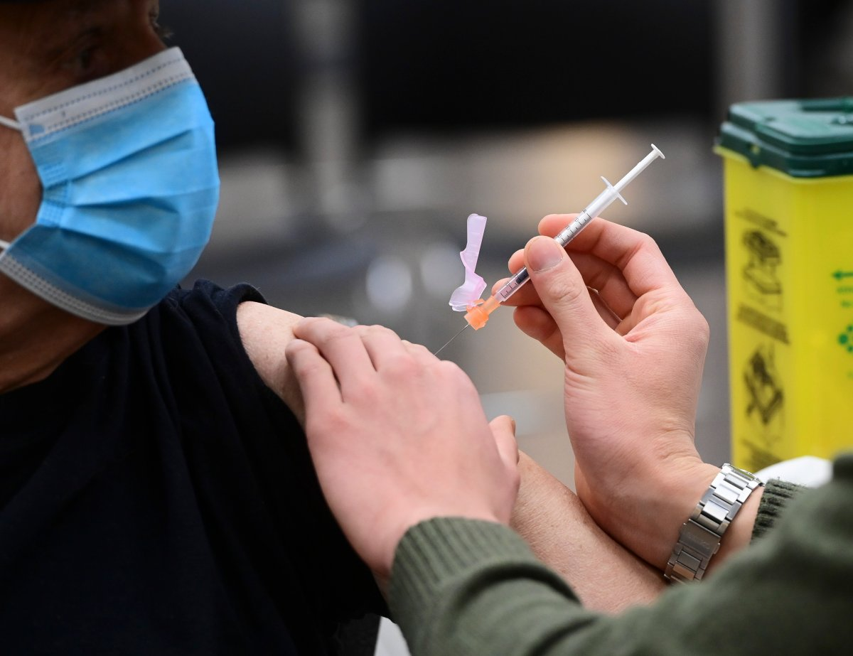 Ottawa Public Health says 60 per cent of eligible residents are now vaccinated with both doses of the COVID-19 vaccine.