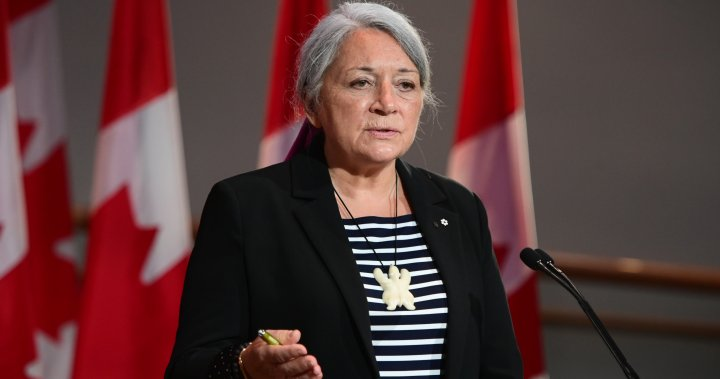 Are bilingualism guidelines too slender? Appointment of Gov. Gen. Mary Simon spurs debate – Nationwide | Globalnews.ca