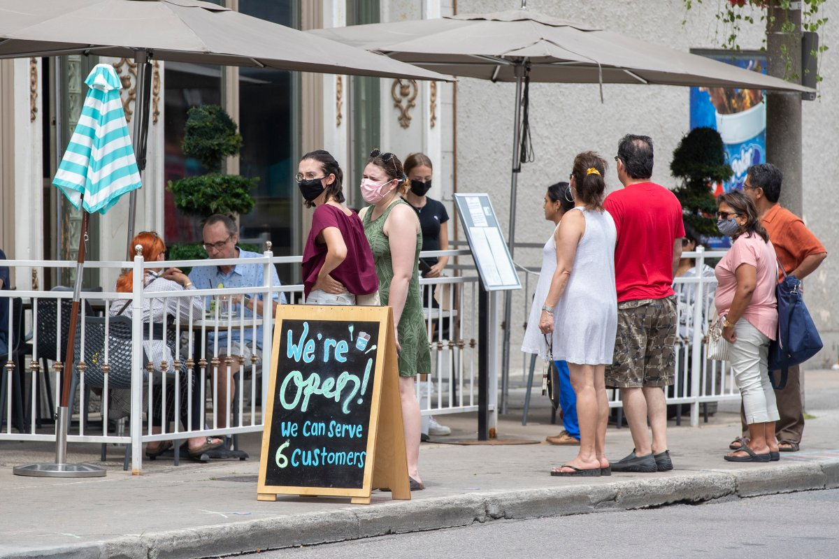 Some Kingston restaurants are struggling with labour shortages now that indoor dining has started up again, causing slower service.