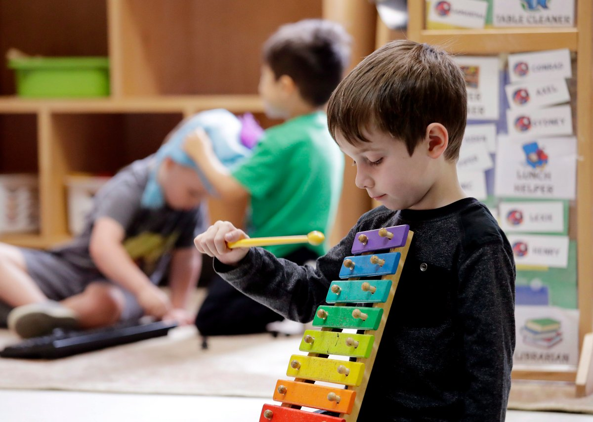 More than $3.3M will renovate Norwood District High School to create child care rooms.