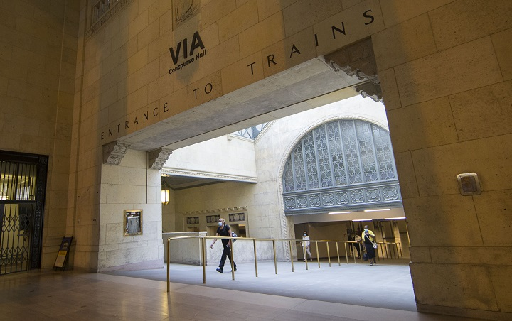 City of Toronto marks end of 11-year, $824M Union Station revitalization project