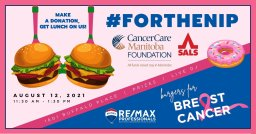 Continue reading: Burgers for Breast Cancer: #ForTheNip