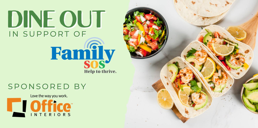 Dine-Out in Support of Family SOS - image