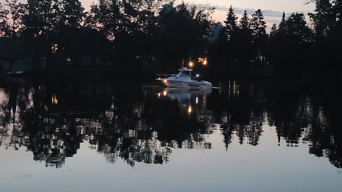 """The Special Investigations Unit (SIU) says around 7 p.m. Saturday, OPP responded to a call about a man acting """"erratically."""" Officers reportedly had an interaction with the man and saw him enter the Waterford Ponds."""