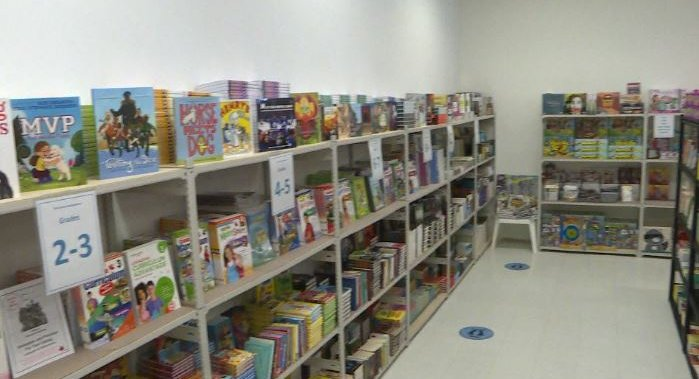 Pickering public library partners with non-profit Education Bank