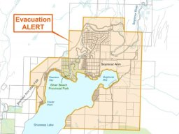 Continue reading: Evacuation alert issued for Shuswap Lake community of Seymour Arm