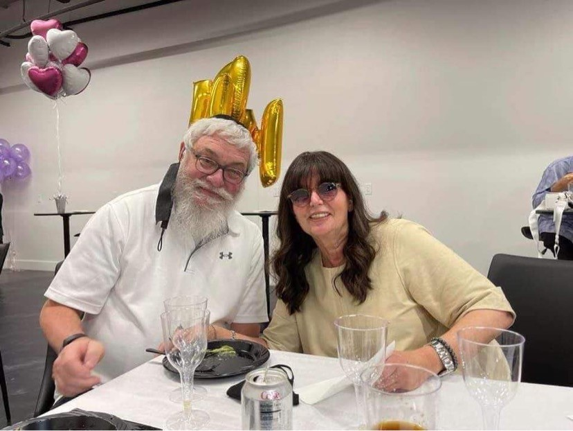 Tzvi and Ingrid 'Itty' Ainsworth died in the collapse in late June. This photo was provided by Ingrid Ainsworth's nephew in Montreal.