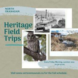 Continue reading: North Okanagan Heritage Field Trips
