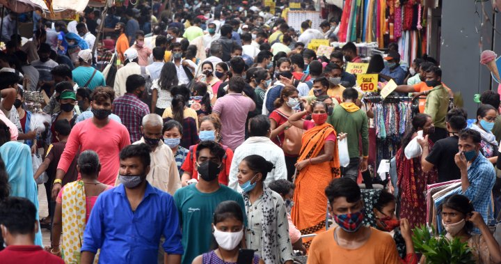 India has 414K COVID-19 deaths to date. The actual toll could be 10 times higher – National | Globalnews.ca