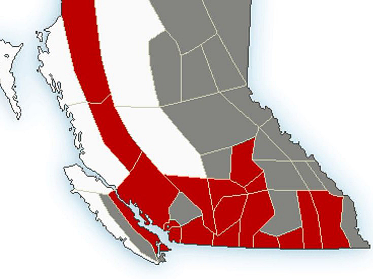 nvironment Canada issued the heat warning early Friday, stating that temperatures could hit the mid-30s for the next two days.