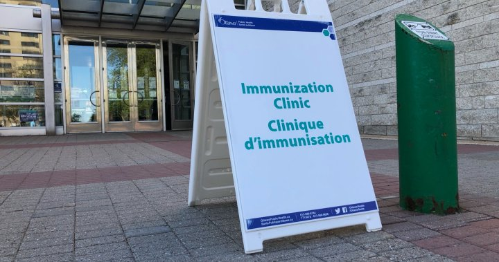 COVID-19: Ottawa 2nd-dose vaccine coverage ticks up as 1st doses stall – Ottawa | Globalnews.ca