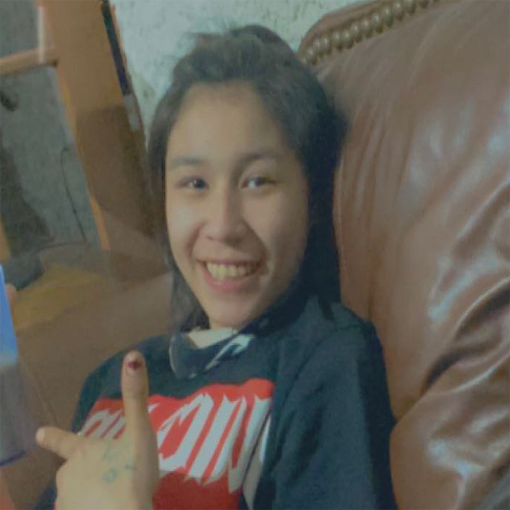 RCMP are looking for 18-year-old Precious Keeper.