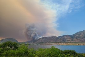 Play video: 'If you are asked to evacuate please do so' BC Wildfire Service