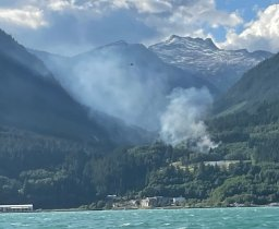 Continue reading: Good progress made on the Mill Creek fire burning near Squamish