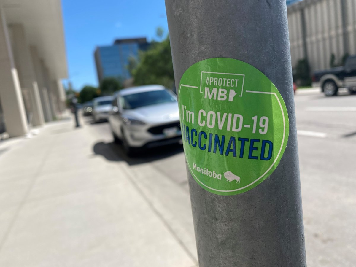 Manitobans have until Aug 2 to get their first shot of COVID-19 vaccine to be eligible for the first of two lotteries.