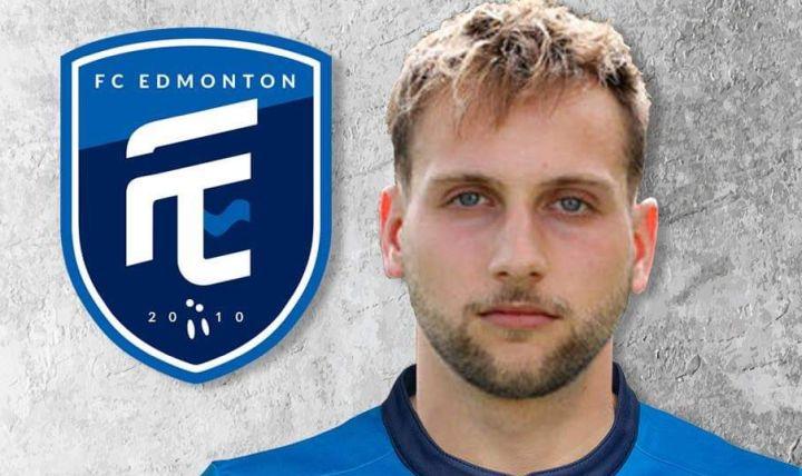 FC Edmonton announced Tuesday the club has signed forward Matthew Durrans.