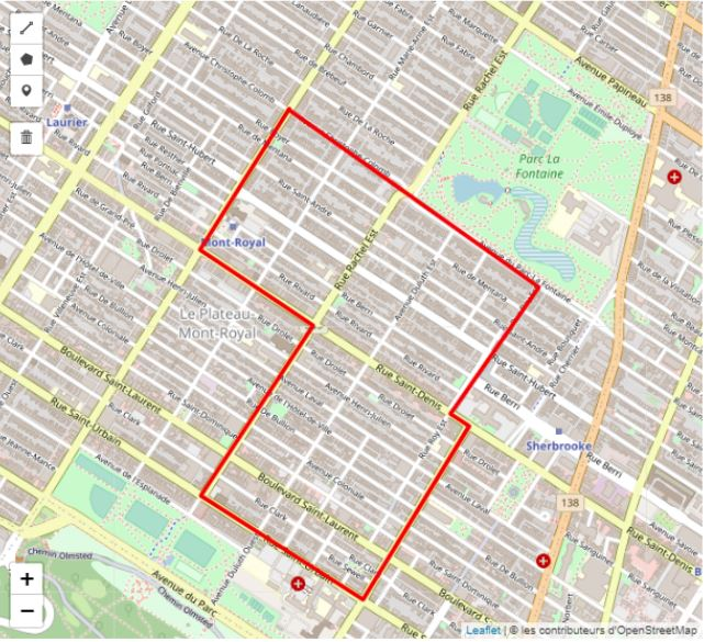 The Plateau-Mont-Royal borough issued a preventative water boil advisory on Tuesday, July 20, 2021.