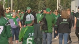 Continue reading: Saskatchewan Roughriders ready for first game with vaccine verification program