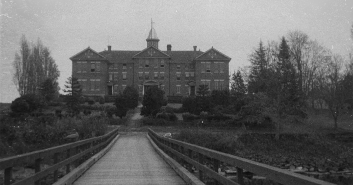 Over 160 graves found at former residential school on B.C. island, First Nation says
