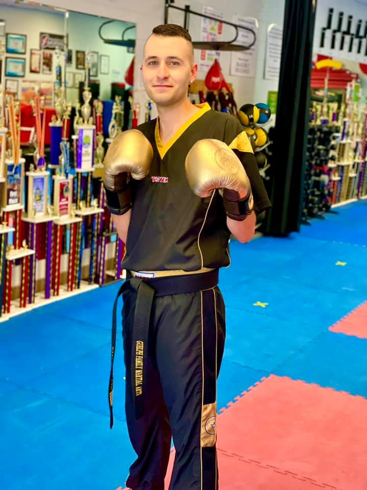 Guelph kickboxer earns a spot on Team Canada for Pan Am Games - image