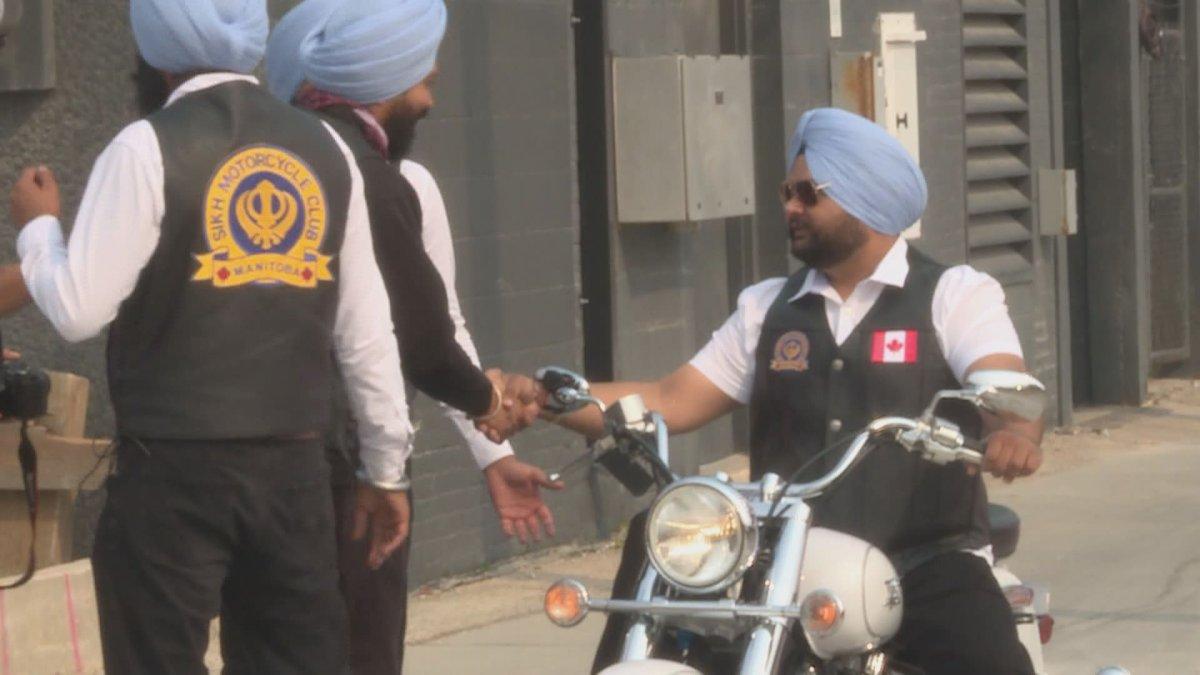 Sikh Motorcycle Club of Manitoba