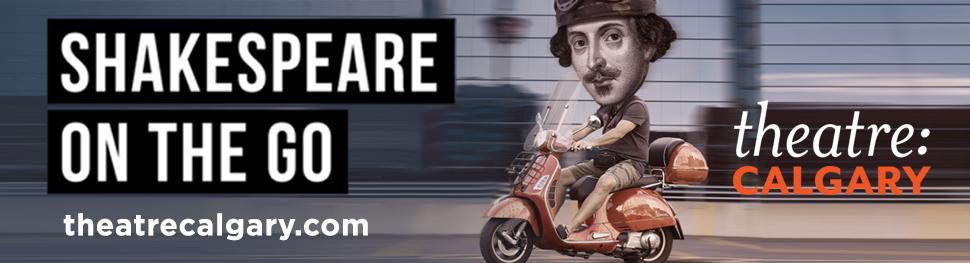 Shakespeare on the go – Aug 29 2021