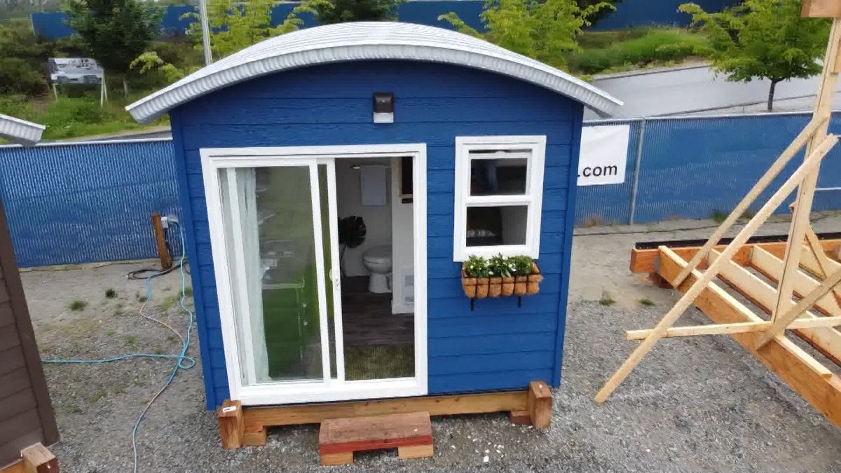 Tiny homes are being introduced as an idea to combat the housing crisis in Kingston. The concept also works for those who want to live a minimalistic lifestyle.