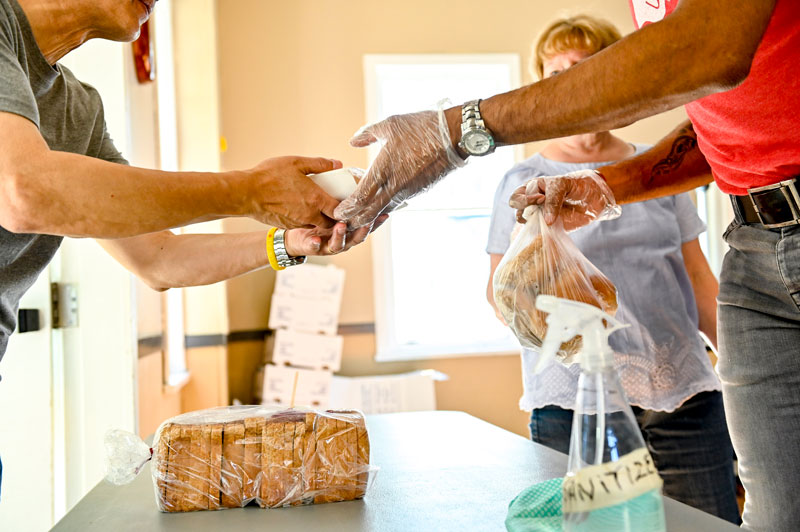 Food is the connection: How B.C. communities and United Way fight hunger with food hubs - image
