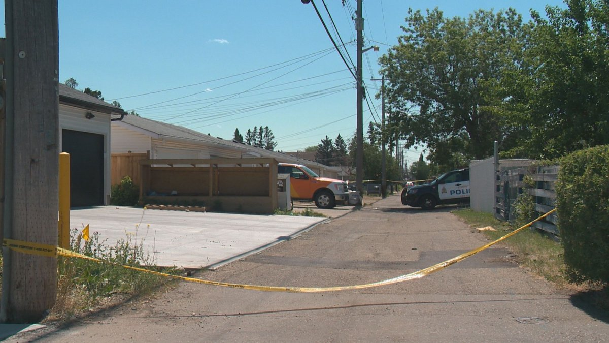 ASIRT is investigating after a man suffered a fatal gunshot wound during a confrontation with Edmonton police, Saturday, July 3, 2021.