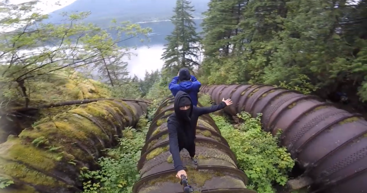Selfie-seekers taking dangerous risks on BC Hydro property, Crown corp. says