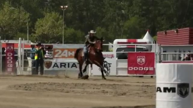 The former general manager of the Cloverdale Rodeo faces allegations of racism and sexism.