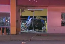 Continue reading: Man arrested after pickup truck crashes into Montreal business: police