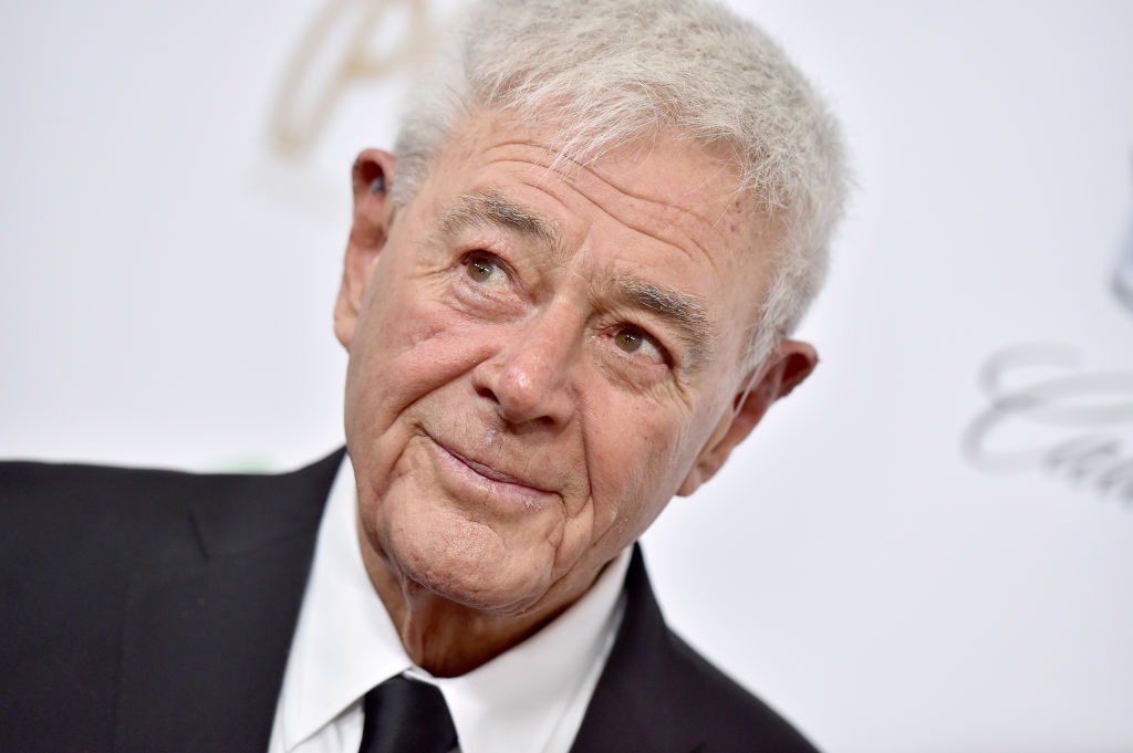 Richard Donner attends the 30th Annual Producers Guild Awards at The Beverly Hilton Hotel on January 19, 2019 in Beverly Hills, Calif.