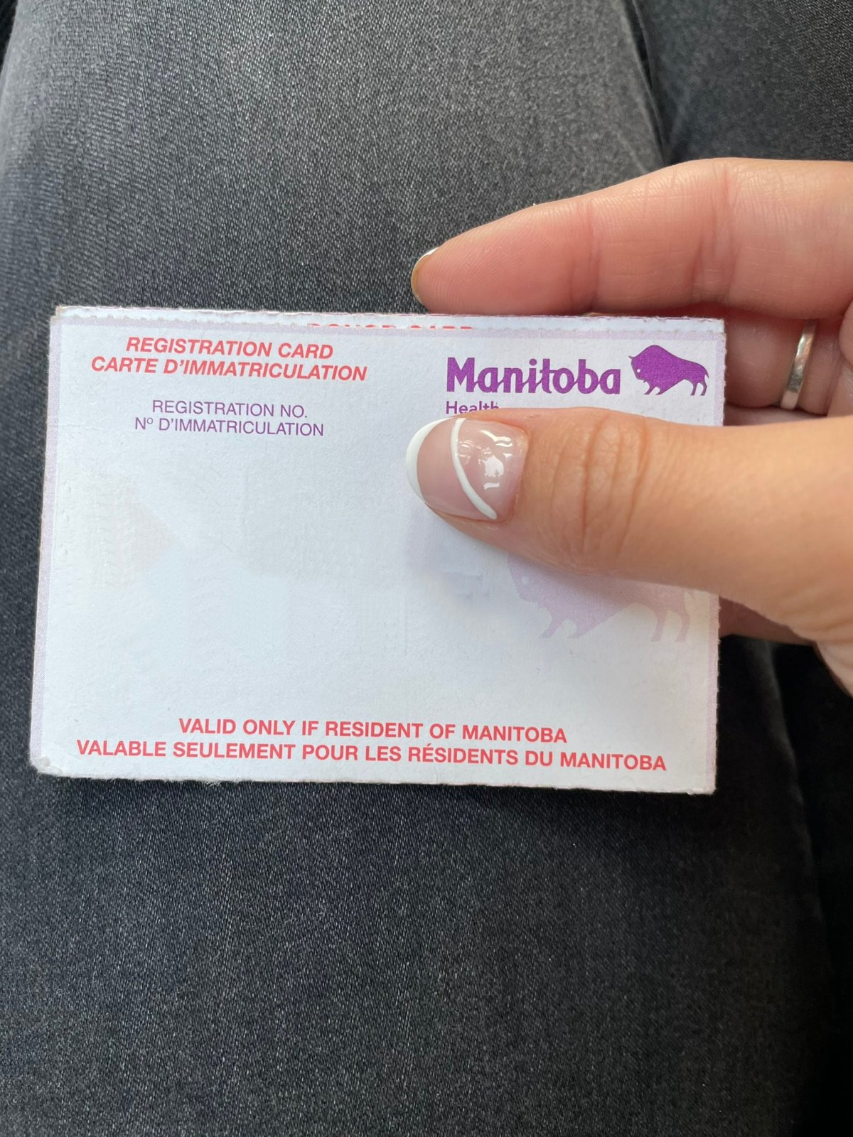 Manitobans facing lengthy health card delays - image