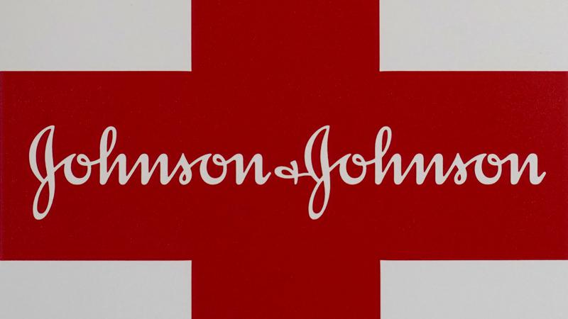 This Feb. 24, 2021 photo shows a Johnson & Johnson logo on the exterior of a first aid kit in Walpole, Mass. Johnson & Johnson is recalling five of its sunscreen products after testing found low levels of benzene _ a chemical that can cause cancer with repeated exposure _ in some product samples, the company said late Wednesday, July 14, 2021.