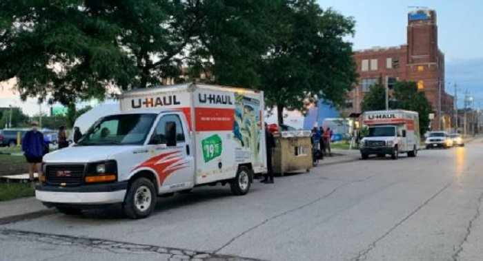 City of Toronto officials clear homeless encampment at Lamport Stadium Wednesday – Toronto