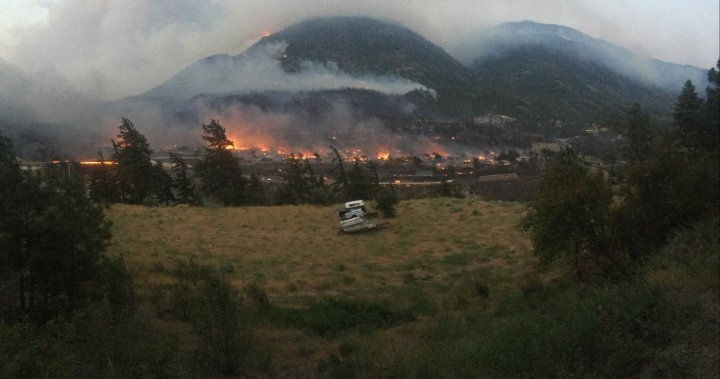 'It's real in my books': Lytton, B.C. left to rebuild after devastating fire amid climate crisis
